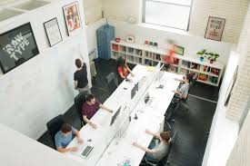 office studio design. where did the inspiration for your office space design come from studio b
