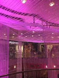 the cosmopolitan of las vegas autograph collection inside the chandelier bar