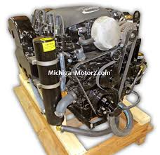 6.0L Complete Engine Package FUEL INJECTION (INBOARDS & I/O's)