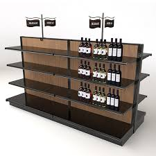 Gondola Display Stands Magnificent Gondola Shelving Manufacturers Wine Store Display Fixtures
