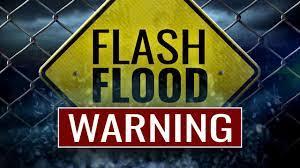 Flash Flood Warnings issued in Garfield ...