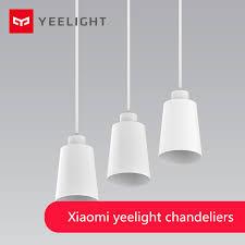 pendant lighting pictures. Original Xiaomi YEELIGHT Pendant Lights Dining Room Modern Restaurant Coffee Bedroom Lighting E27 Holder For Pictures N