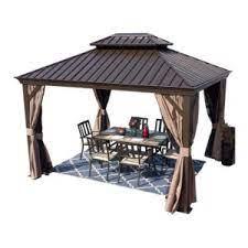best gazebos for your backyard deck