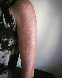 белые татуировки значение фото тату эскизы особенности нанесения