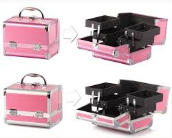 by ems professinal aluminum cosmetic case