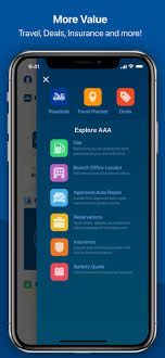 Aaa Mobile On The App Store