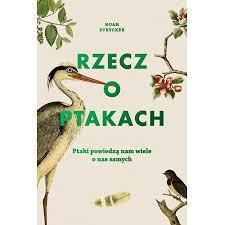 Znalezione obrazy dla zapytania Rzecz o ptakach logo ksiązki