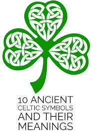 Celtic Symbol Chart Top 10 Celtic Symbols Including Irish History And Meanings