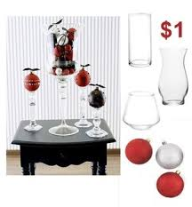 dollar tree home decor ideas holiday decorations for a dollar chicago budget decorating