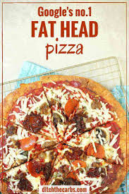 the number 1 fat head pizza recipe plus a cooking video see why this recipe