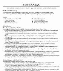 Healthcare Manager Resume Mesmerizing 10 Healthcare Management