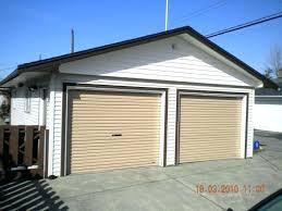 garage door barrier garage door flood barrier seal kit