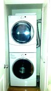colored washer and dryer sets. Brilliant Dryer Colored Washer And Dryer Sets Champagne  Stacked With Colored Washer And Dryer Sets