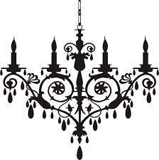 805x812 clip art chandelier with inspiration design 12119 kengire