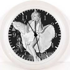 office wall clock. Simple Office Image Is Loading MarilynMonroeWallClock10034NiceFor Intended Office Wall Clock