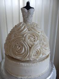 Wedding Shower Cakes Near Me Figure Bridal Shower Cake