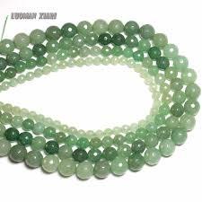 <b>Wholesale</b> AAA+ <b>Faceted</b> Green Aventurine <b>Natural Stone</b> Beads ...