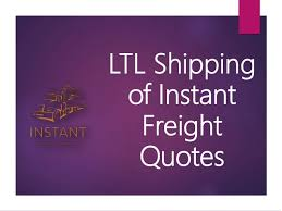 Freight Quote Ltl
