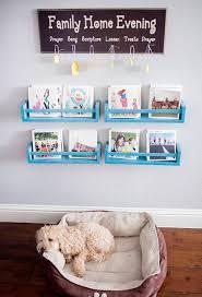 Diy Bookshelves With Ikea Spice Racks