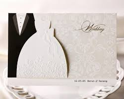 personalized wedding invitations cards traditional tuxedo dress bride groom design diy wedding invitations cards with blank page printable canada 2019