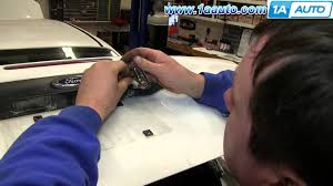 how to install fix replace corroded license plate light 2000 07 2005 Focus Fuse Box how to install fix replace corroded license plate light 2000 07 ford focus youtube 2005 focus fuse box diagram