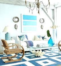 Beach Inspired Living Room Decorating Ideas Custom Inspiration Ideas