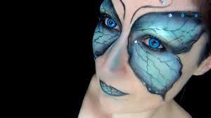 erfly fairy makeup tutorial halloween 2016 lentilles de couleur