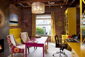 colorful home office. Home Office Colors Colorful Designs O