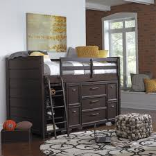Samuel Lawrence Bedroom Furniture Samuel Lawrence Clubhouse Casual Lofted Bed Colders Furniture