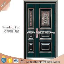 steel exterior doors at fresh metal clad door with windows