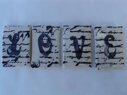 love tiles with mcript ceramic