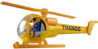 Here's Why Thanos Had A Thanos Copter ...