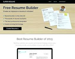Best Resume Builder Site 2018 Custom Pro Resume Creator Apk Super Builder Best Of Makers Free Printable