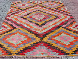 vintage turkish kilim rugs