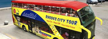 Rhodes : visite en bus touristique à arrêts multiples | GetYourGuide