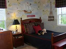 traditional dark oak furniture. Tropical Themed Room Ideas Kids Traditional With Pirate Map Dark Wood Furniture Plaid Fabric Oak L