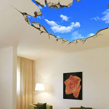 Image is loading Removable-Window-Vinyl-Kid-3D-Wall-Art-Stickers-