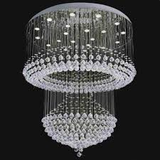very large contemporary chandeliers brizzo lighting s 46 caux modern foyer crystal chandelier