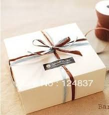 Decorated Cake Boxes 100100cm partywebbing cake Box single cupcake boxes cute paper box 2