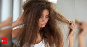 foods hacks to fix your frizzy hair