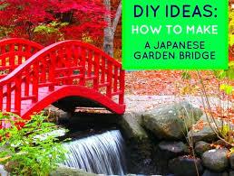 garden bridge ideas how to make a garden bridge wooden bridge garden ideas garden bridge