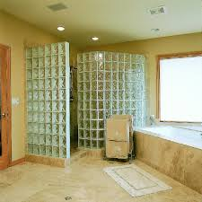 Extraordinary Walk In Shower Without Door Pics Decoration Ideas ...