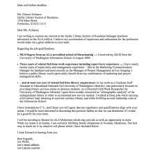 cover letter for librarians public librarian cover letter rome fontanacountryinn com