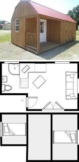 Small Picture Best 25 Shed house plans ideas only on Pinterest Guest cottage