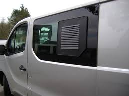 Lüftungsgitter Schiebefenster Renault Trafic Ab Bj 092014 Links
