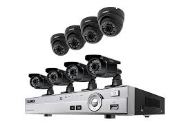 Heavy Duty Camera HD P Home Security System Lorex By FLIR - Exterior surveillance cameras for home
