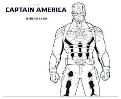 Soldier Coloring Pages Captain The Winter Soldier Coloring Pages And