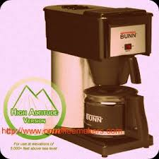 Trifecta coffee company opened in april of 2015 after thomas and lee combined over 20 years of their experience in the coffee business. Strengths Of Bunn Coffee Makers On Coffee Makers