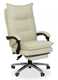 office chair bed. Staggering Beige Office Chair Dreaded Deluxe Pu Executive Furniture Home Dac2a9cor Bed O