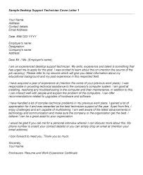 Cover Letter For An It Support Job Journalinvestmentgroup Com